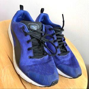 PUMA athletic shoes, size 8.5